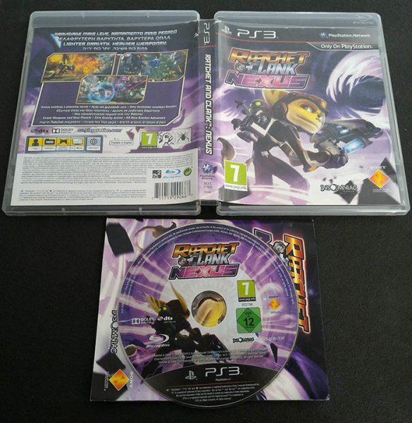 Ratchet & Clank: Nexus PS3