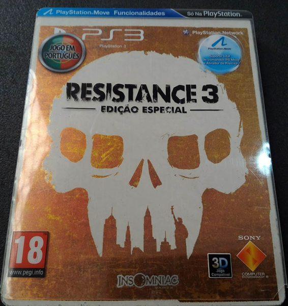 Resistance 3 - Edição Especial PS3