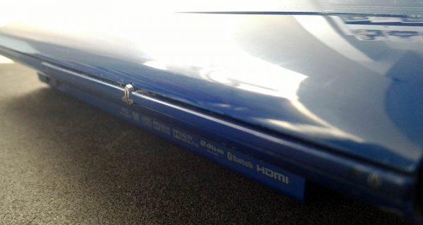 Consola Usada Sony Playstation 3 Super Slim 500GBs Azul
