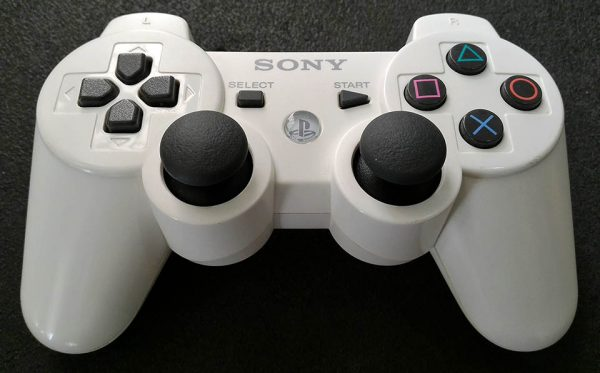 Consola Usada Sony Playstation 3 Super Slim 500GBs Branca