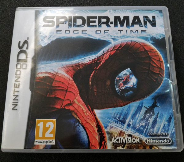 Spider-Man: Edge of Time NDS