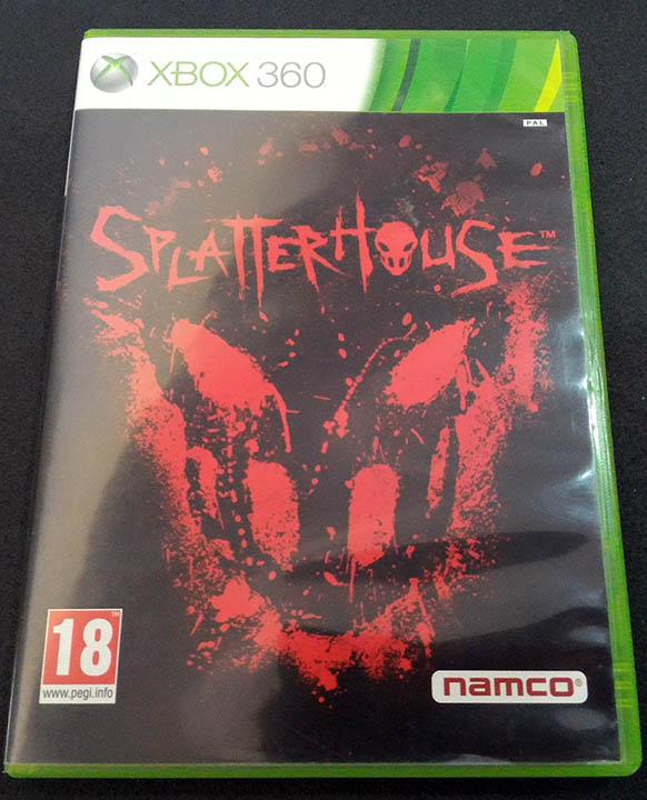 Splatterhouse X360