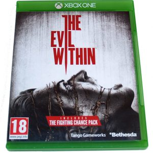 The Evil Within XONE