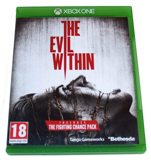 The Evil Within XONE