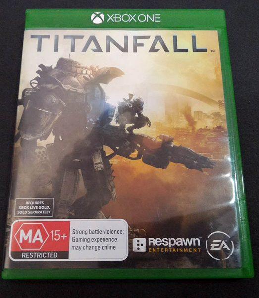 Titanfall XONE