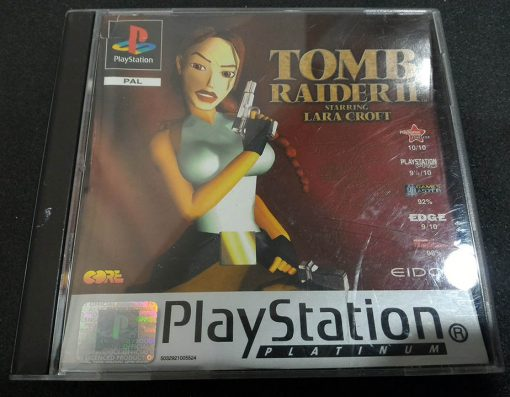 Tomb Raider II PS1