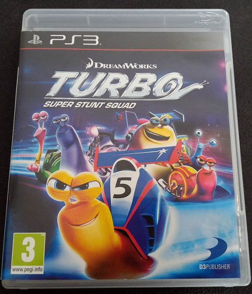 Turbo: Super Stunt Squad PS3