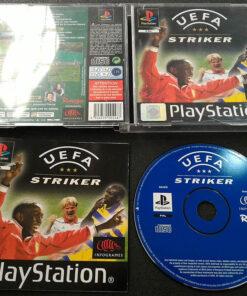 UEFA Striker PS1
