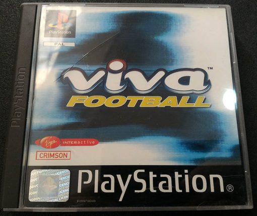 Viva Football PS1