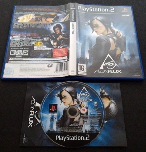 AeonFlux PS2