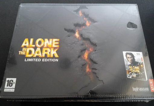 Alone in the Dark - Limited Edition WII