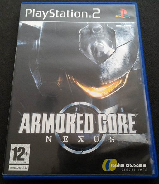 Armored Core: Nexus PS2