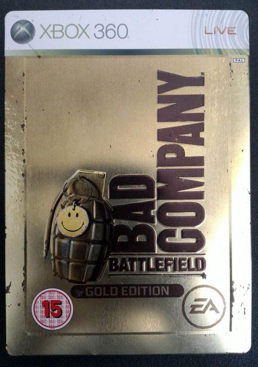 Battlefield: Bad Company - Gold Edition X360
