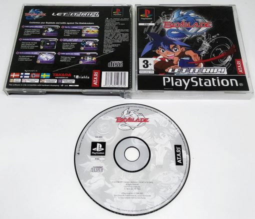 Beyblade PS1