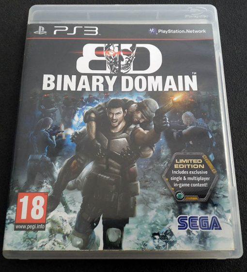 Binary Domain PS3