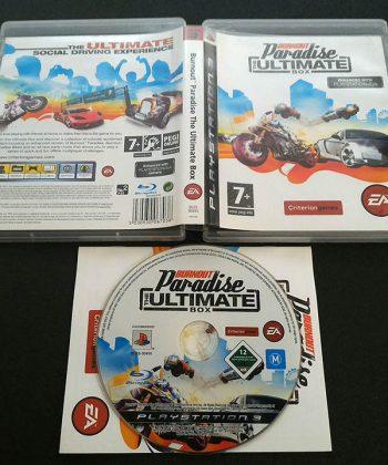 Burnout Paradise: The Ultimate Box PS3