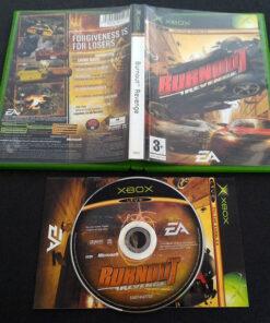 Burnout Revenge XBOX