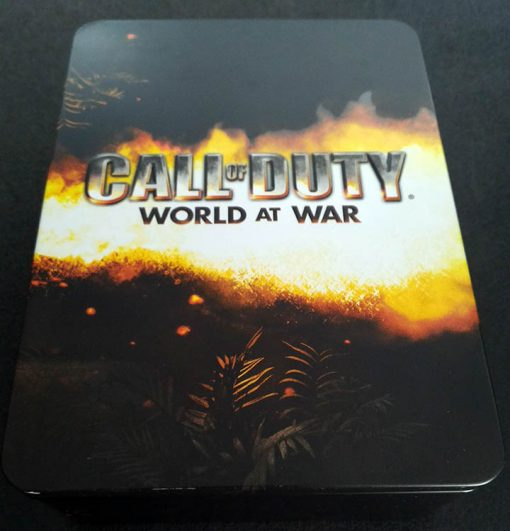 Call of Duty: World at War - Limited Collector's Edition X360