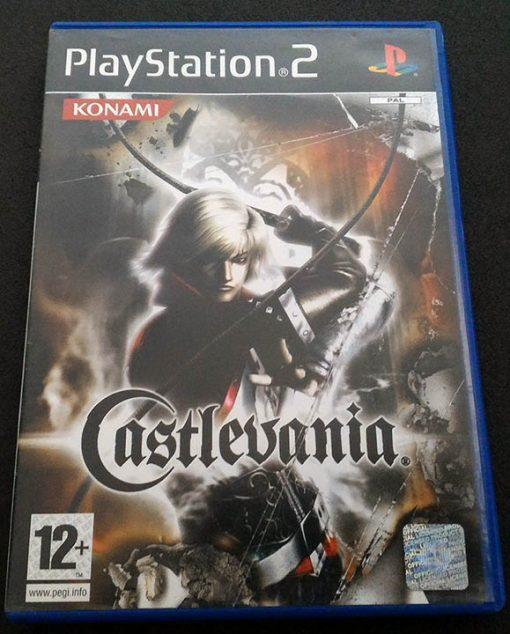 Castlevania: Lament of Innocence PS2