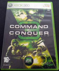 Command & Conquer 3: Tiberium Wars X360
