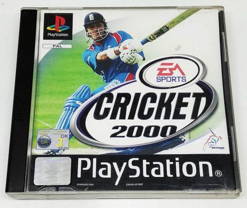 Cricket 2000 PS1