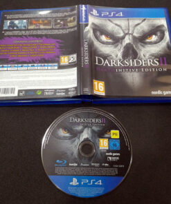 Darksiders II: Deathinitive Edition PS4