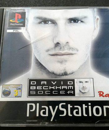 David Beckham Soccer PS1