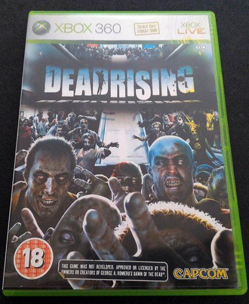 Dead Rising X360
