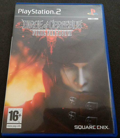 Dirge of Cerberus: Final Fantasy VII PS2
