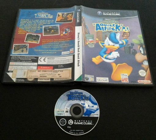 Donald Duck: Quack Attack GAMECUBE