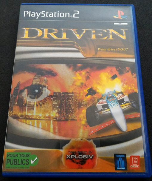 Driven PS2