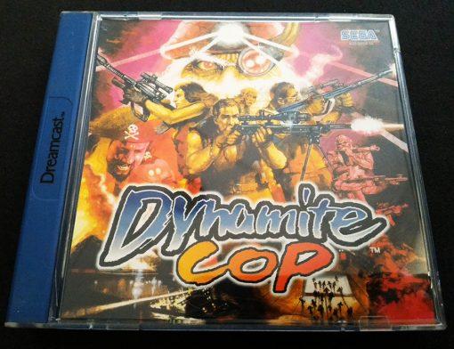 Dynamite Cop DREAMCAST