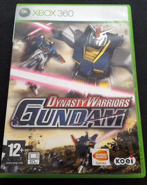 Dynasty Warriors: Gundam X360