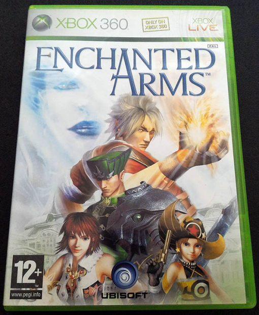 Enchanted Arms X360