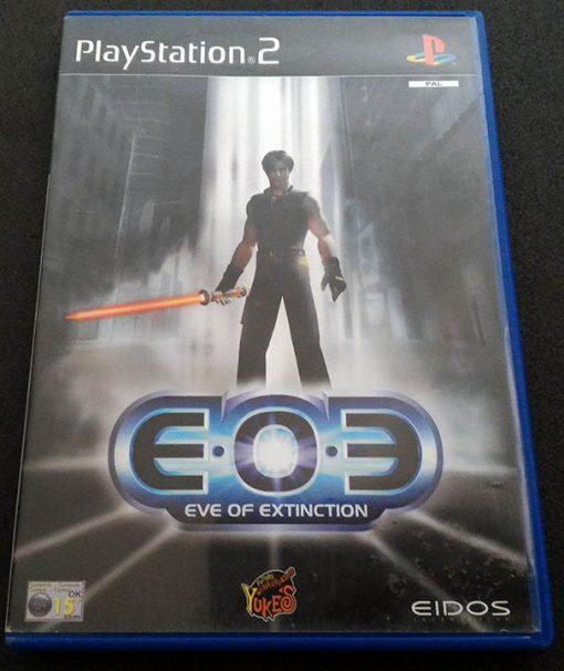 EOE: Eve of Extinction PS2