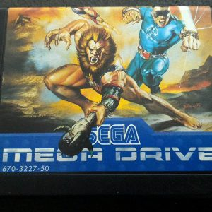 Eternal Champions CART MEGA DRIVE
