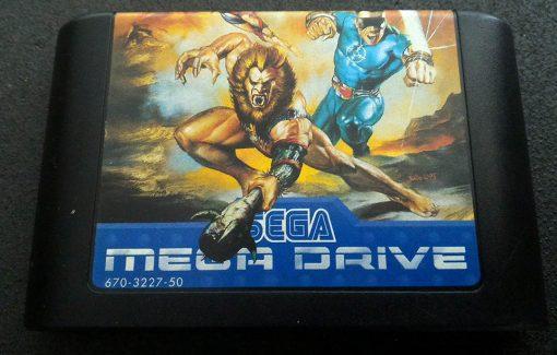 Eternal Champions CART MEGA DRIVE