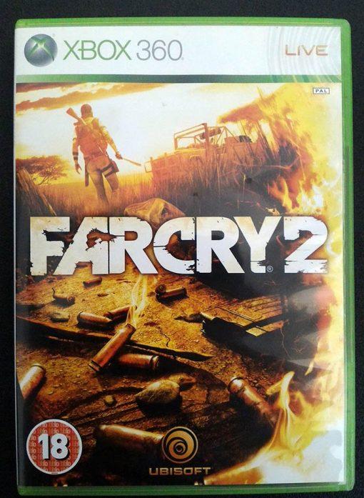 Far Cry 2 X360
