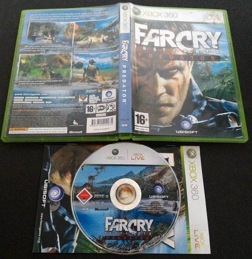 Far Cry Instincts: Predator X360