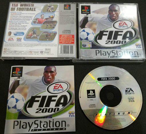 Fifa 2000 PS1