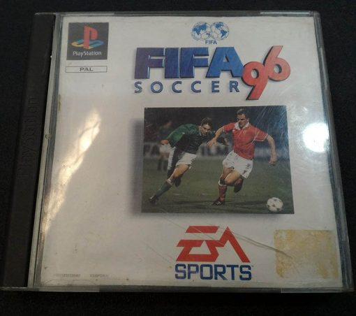 Fifa Soccer 96 PS1