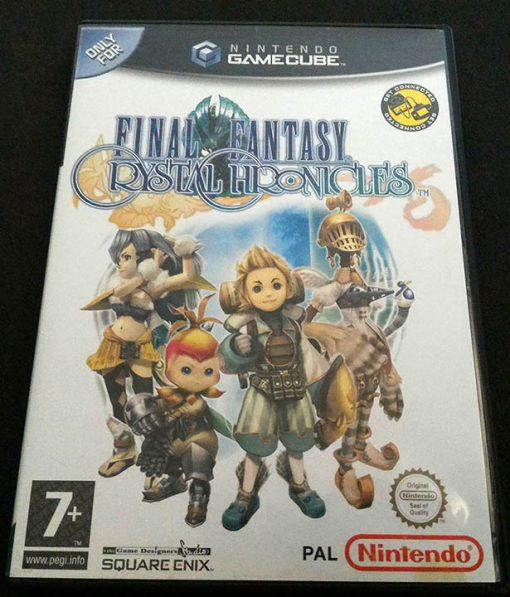Final Fantasy: Crystal Chronicles GAMECUBE