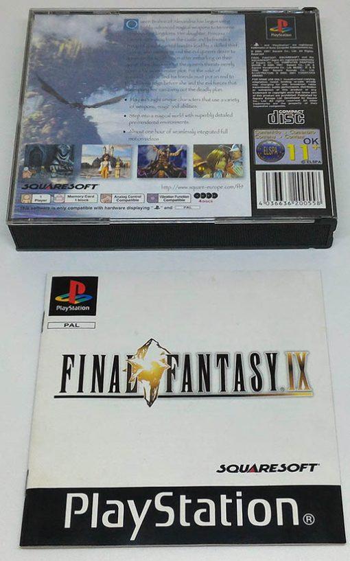 Final Fantasy IX PS1