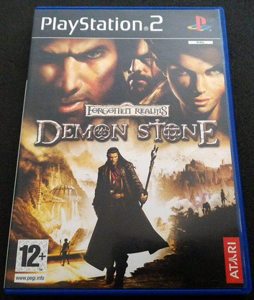 Forgotten Realms: Demon Stone PS2
