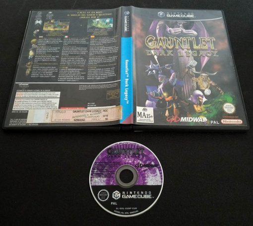 Gauntlet: Dark Legacy GAMECUBE
