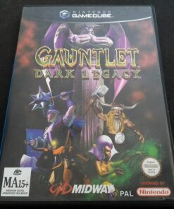 Gauntlet: Dark Legacy GAMECUBE