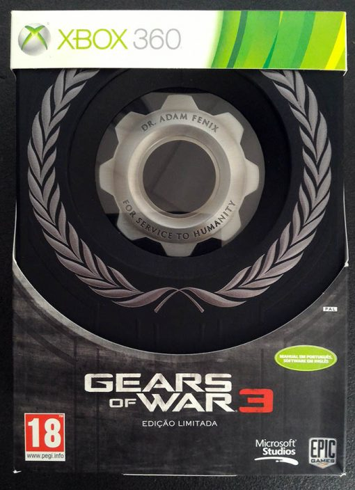 Gears of War 3 - Limited Edition X360