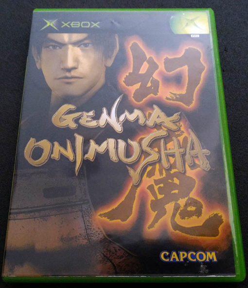 Genma Onimusha XBOX