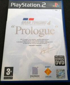 Gran Turismo 4 Prologue PS2