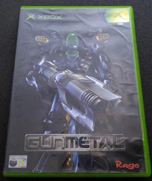 Gunmetal XBOX